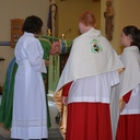Installation Mass Fr Bachner - 1st Pastor at St Teresa of Kolkata photo album thumbnail 8